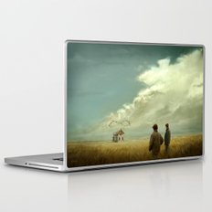 The Flock Laptop & iPad Skin