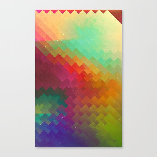 pyky Canvas Print