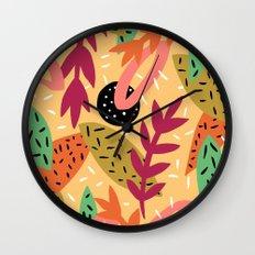 Pattern #19 Wall Clock