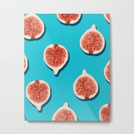 Fig Lover #society6 #decor #buyart Metal Print