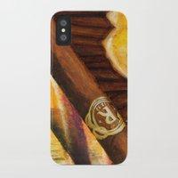cuba iPhone & iPod Cases featuring cuba by Luigi Mancini