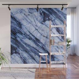 Blue Marble Wall Mural