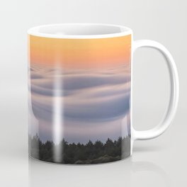 Mount Tamalpais State Park in California USA Coffee Mug
