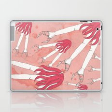 mechanic hands Laptop & iPad Skin