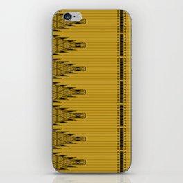 The Lodge (Gold) iPhone Skin