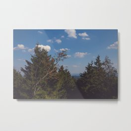 Brocken View Metal Print