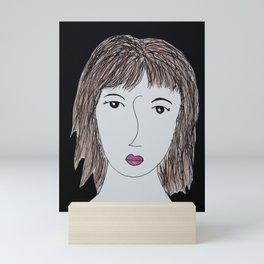 Take Me As I Am Mini Art Print