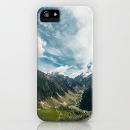 Mighty Himalayas iPhone Case