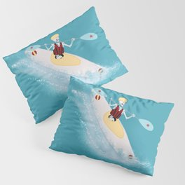 Whitewater Willy Pillow Sham