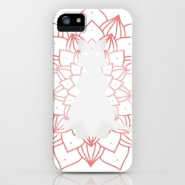 Celestial Series: Mystic Kitty iPhone Case