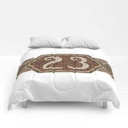 23 Street Comforters