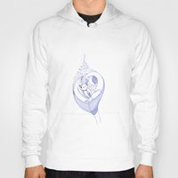 starry night Hoodies featuring Starry by Felizias