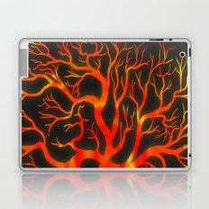Amber Branches Laptop & iPad Skin