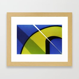 A Good Year Framed Art Print