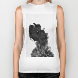 Heaven is just me and you. Biker Tank