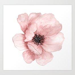 :D Flower Art Print