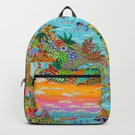 Pueblo del Mar Backpack