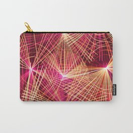 Raspberry Supernovae Carry-All Pouch