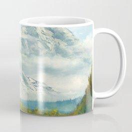 Mist In Mountains Coffee Mug