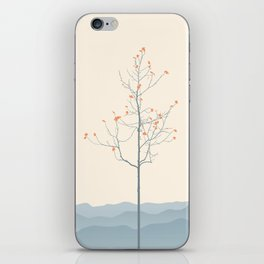 Twig Tree - Serenity iPhone Skin