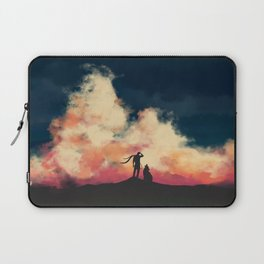 Howls of the Breeze Laptop Sleeve