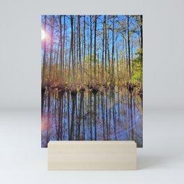 Scorching Afternoon Mini Art Print