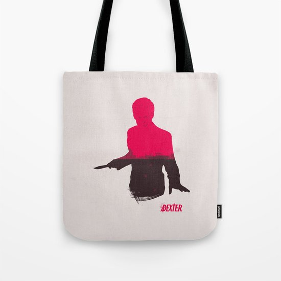 The Dark Passenger Tote Bag