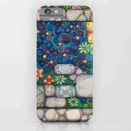 """Oh My Stars Follow Lepus """"The Hare"""" iPhone Case"""