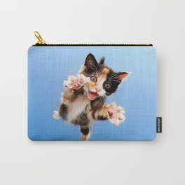 Here Kitty! Carry-All Pouch