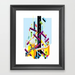 AXOR - Customize II Framed Art Print