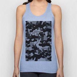 Camouflage (Gray) Unisex Tank Top