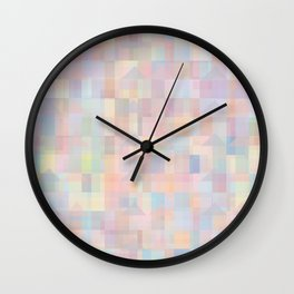 Sahara geometric Wall Clock