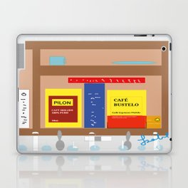 Spanish Harlem Morning Laptop & iPad Skin