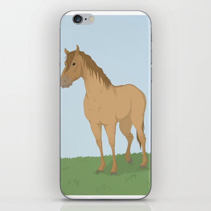 The Old Mare iPhone Skin