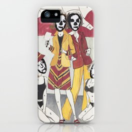 Choice Cuts iPhone Case