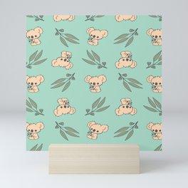 Koala Drop Bears Mini Art Print