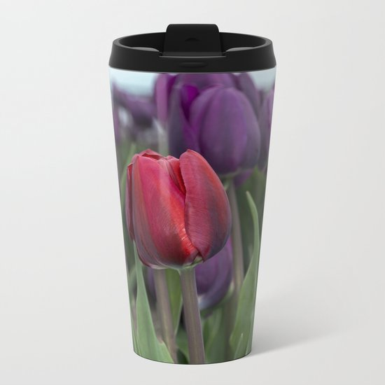 Dare to be Different Metal Travel Mug