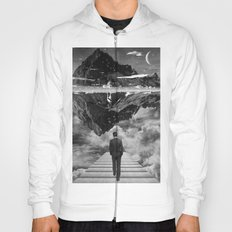 Black & White Collection -- Wandering Hoody