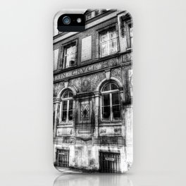 Victorian London iPhone Case