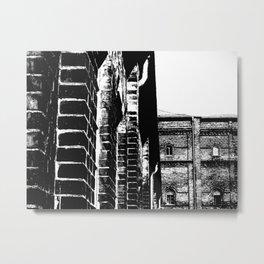 Berlin Charme Metal Print