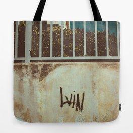 LV!N Tote Bag