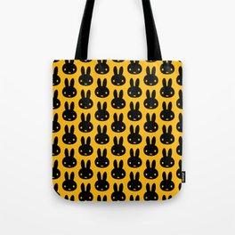 bunnies everywhere ultra pattern Tote Bag