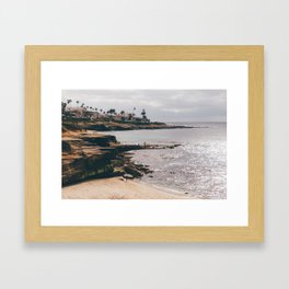 La Jolla 2 Framed Art Print