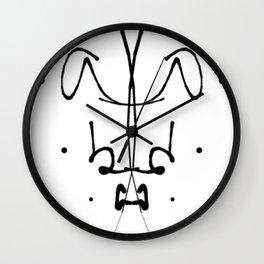 Eye Test Wall Clock