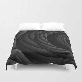 Rope of Time Duvet Cover