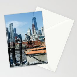 Roof Top View Stationery Cards
