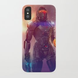Shepard's Last Stand iPhone Case