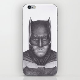 Ben Affleck Bat man iPhone Skin
