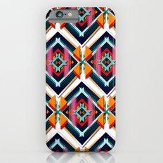 Hexagonic pattern Slim Case iPhone 6s