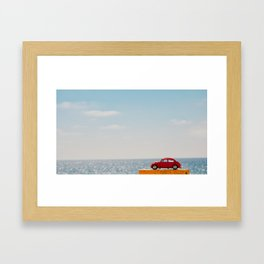 Mini Drives Framed Art Print